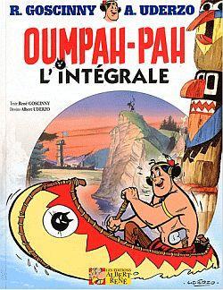 Oumpah-Pah ; INTEGRALE T.1 A T.3