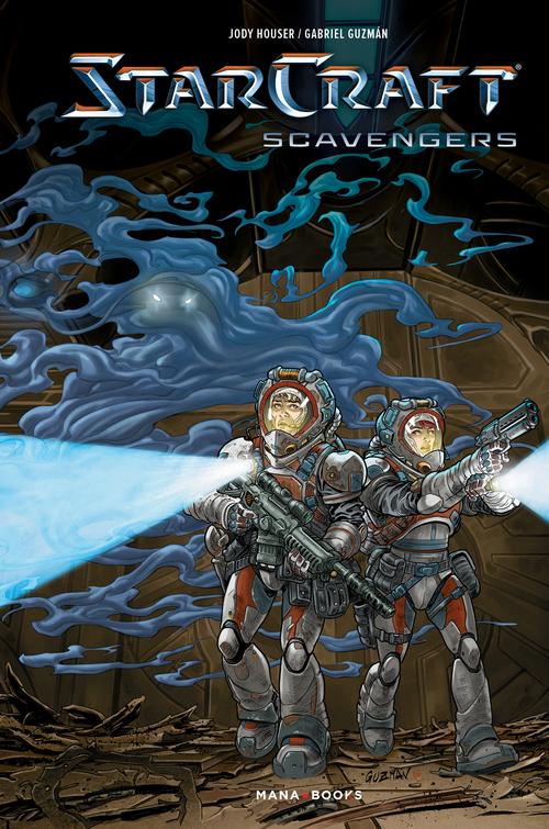 Starcraft scavengers t.1