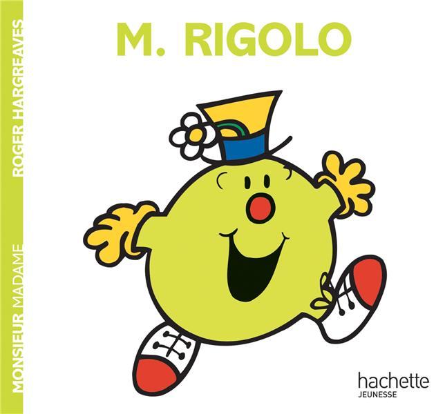 MONSIEUR RIGOLO BOITE 1