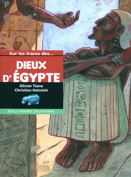 Sur Les Traces Des...Dieux D'Egypte
