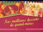 Couverture de Nos meilleurs desserts de grand-mères