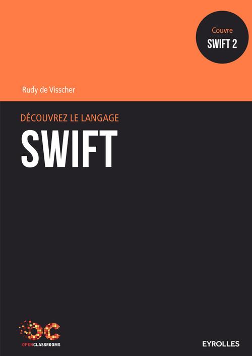Découvrez le langage Swift