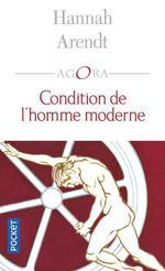 Couverture de Condition De L'Homme Moderne