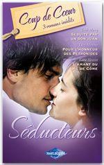 Vente EBooks : Séducteurs (Harlequin Coup de Coeur)  - Lucy Monroe - Trish Morey - Kate Hewitt