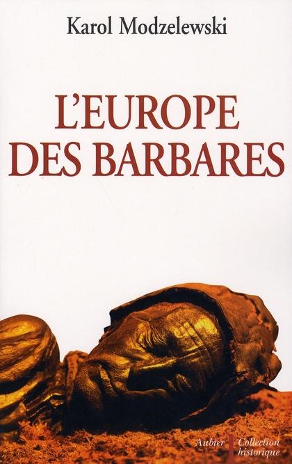 L'europe des barbares