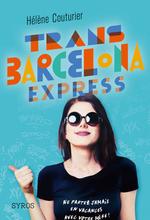 Vente EBooks : Trans Barcelona Express  - Hélène COUTURIER