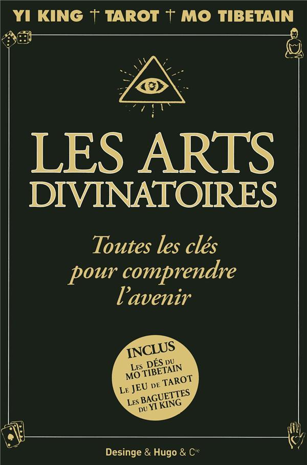Les arts divinatoires ; toutes les clés pour comprendre l'avenir ; coffret