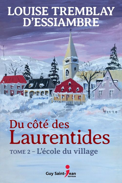 Vente Livre Numérique : Du côté des Laurentides, tome 2  - Louise Tremblay d'Essiambre