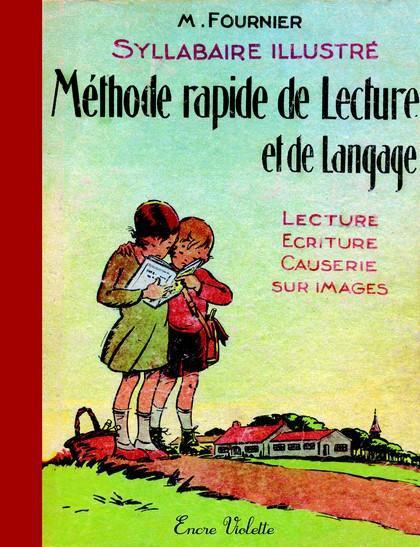 Syllabaire illustré ; méthode rapide de lecture et de langage