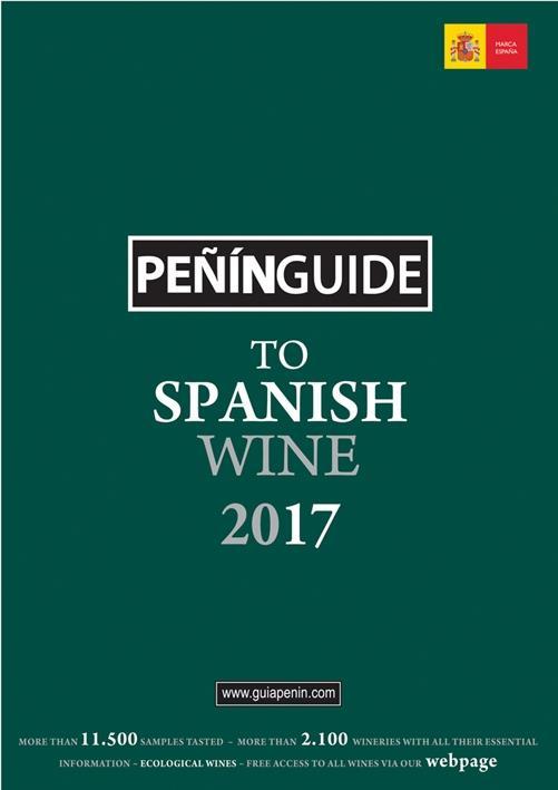 Penin guide ; to spanish wine 2017
