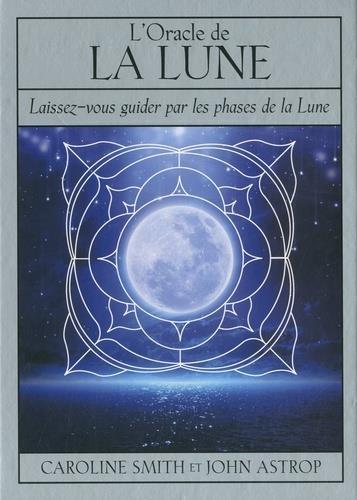Coffret l'oracle de la lune - laissez-vous guider par les phases de la lune