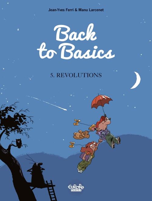 Vente Livre Numérique : Back to Basics - Volume 5 - Revolutions  - Jean-Yves Ferri
