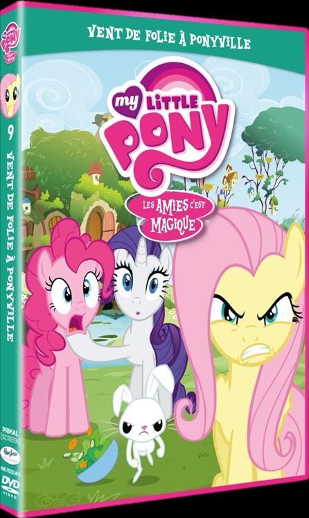 My Little Pony : Les amies c'est magique ! - Saison 2, Vol. 9 : Vent de folie à Ponyville