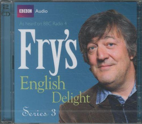 Fry's english delight: series 3 - read by stephen fry