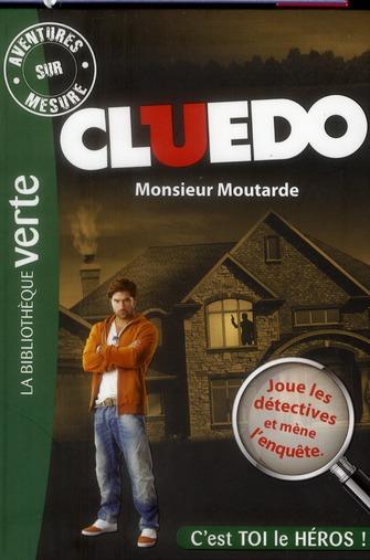 XXX - CLUEDO T.1  -  MONSIEUR MOUTARDE