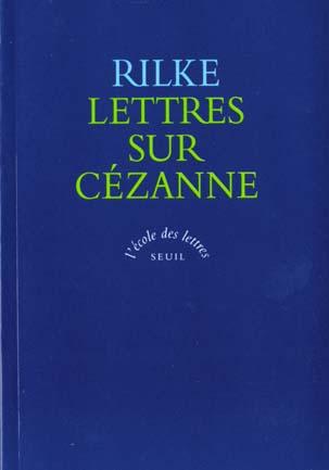 Lettres sur cezanne