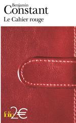 Couverture de Le cahier rouge