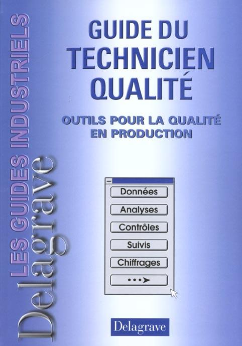 Guide Du Technicien Qualite