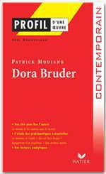Vente Livre Numérique : Profil - Modiano (Patrick) : Dora Bruder  - Joël Dubosclard - Patrick Modiano