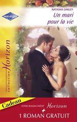 Vente Livre Numérique : Un mari pour la vie - Destin troublant (Harlequin Horizon)  - Lilian Darcy - Natasha Oakley