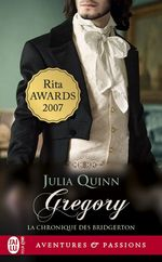 Vente Livre Numérique : La chronique des Bridgerton (Tome 8) - Gregory  - Julia Quinn