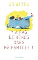 Vente EBooks : Y a pas de héros dans ma famille  - Jo Witek
