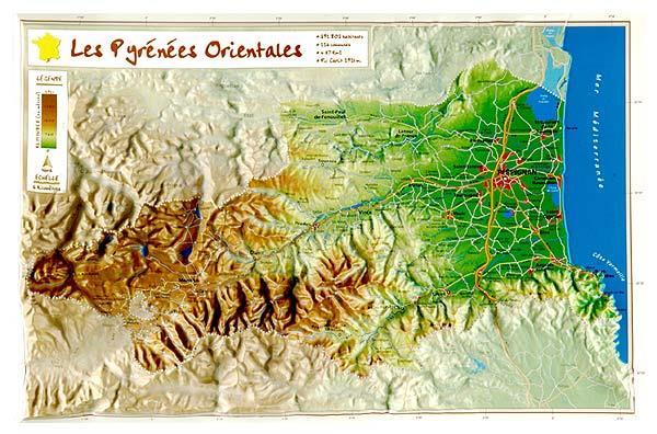 Pyrenees orientales 21,3 x 31 cm