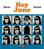 Couverture de Hey June
