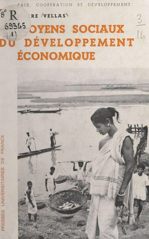 Moyens sociaux du développement économique