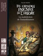Vente Livre Numérique : La malédiction de Toutankhamon  - Pascale Hédelin