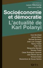 Vente Livre Numérique : Socioéconomie et démocratie : l'actualité de Karl Polanyi  - Isabelle HILLENKAMP - Jean-Louis LAVILLE