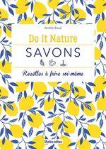 Vente Livre Numérique : Savons ; recettes à faire soi-même  - Amélie Boué