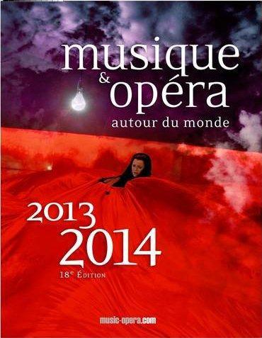 Musique & opéra autour du monde 2013-2014 (18e édition)
