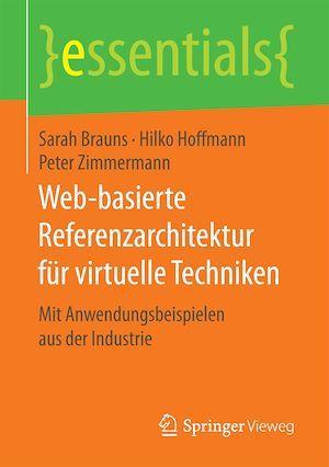 Web-basierte Referenzarchitektur für virtuelle Techniken  - Sarah Brauns  - Hilko Hoffmann  - Peter Zimmermann