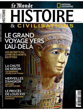 Histoire & civilisations n.1 ; le grand voyage vers l'au-dela
