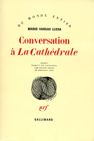 Conversation A La Cathedrale