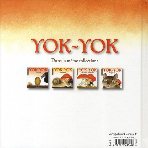 Yok-Yok t.3 ; les monstres