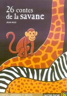 26 contes de la savane