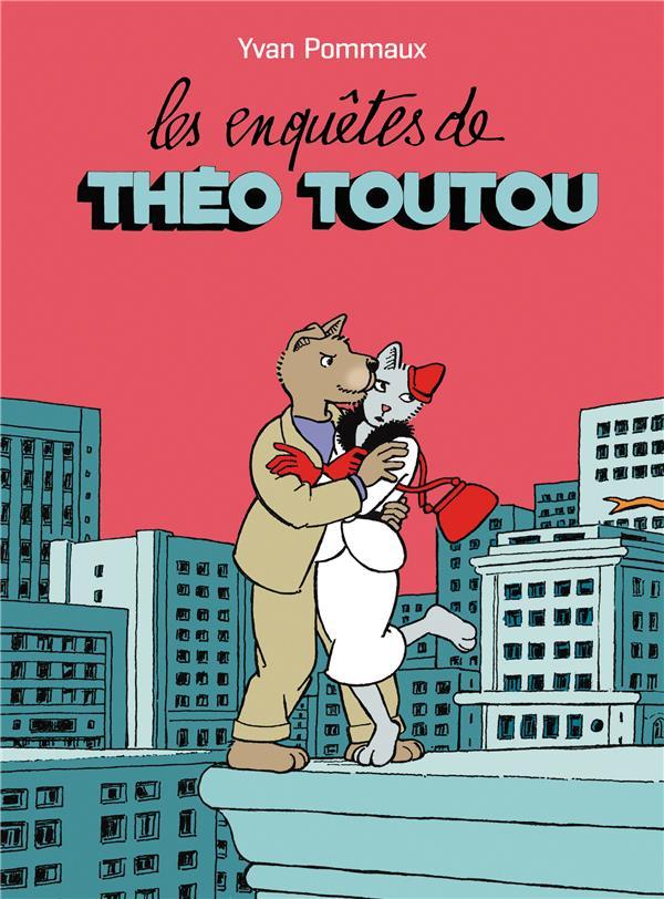 Les Enquetes De Theo Toutou