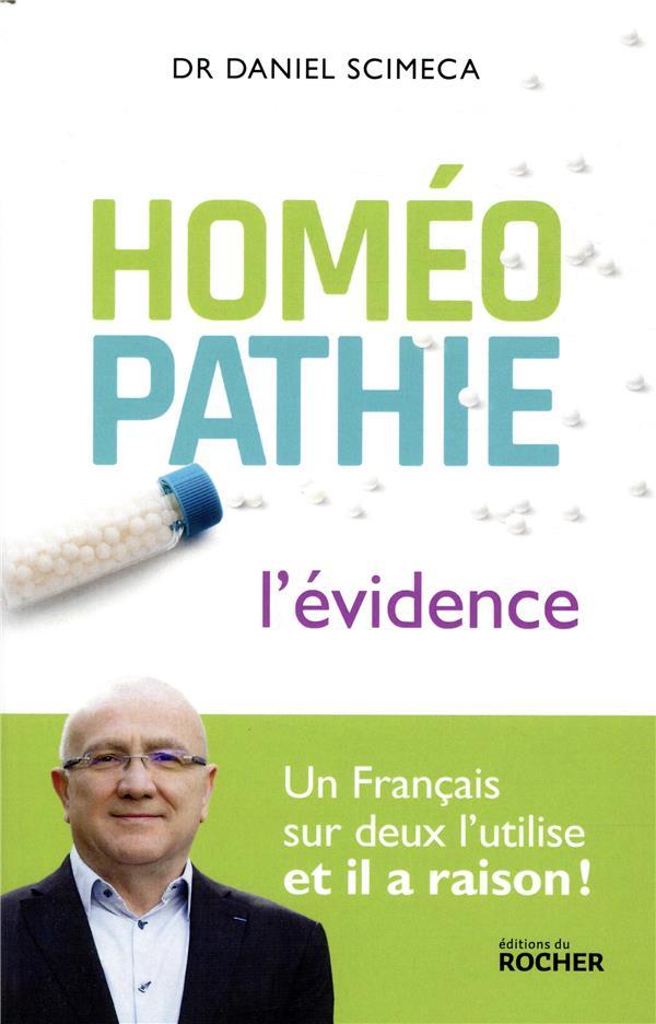 HOMEOPATHIE  -  L'EVIDENCE  -  UN FRANCAIS SUR DEUX L'UTILISE, ET IL A RAISON !