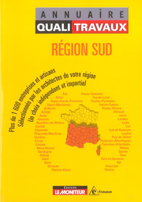Annuaire quali-travaux region sud