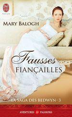 Vente Livre Numérique : La saga des Bedwyn (Tome 3) - Fausses fiançailles  - Mary Balogh