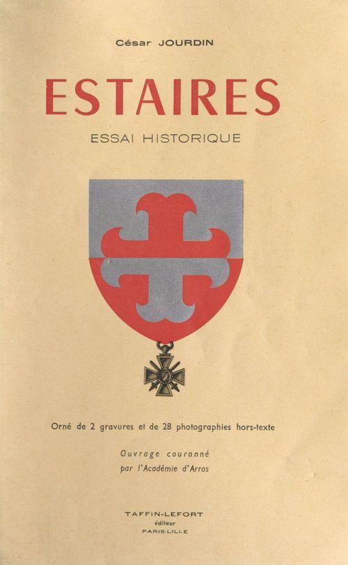 Essai historique sur Estaires