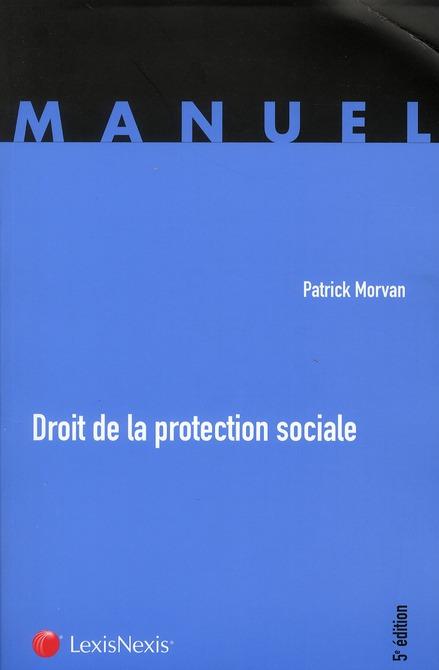 Droit de la protection sociale (5e édition)