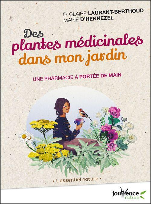 des plantes médicinales dans mon jardin ; une pharmacie à portée de main