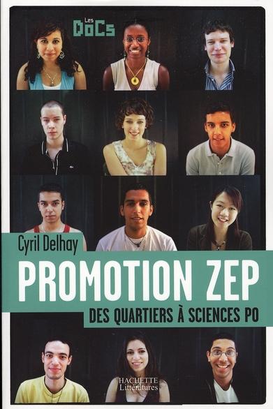 promotion zep ; des quartiers à sciences po