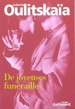 Couverture de De joyeuses funerailles