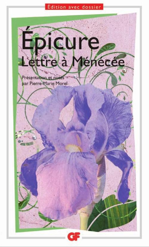 Lettre à Ménecée