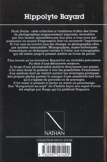 Hippolyte bayard n 91 - texte de michel poivert