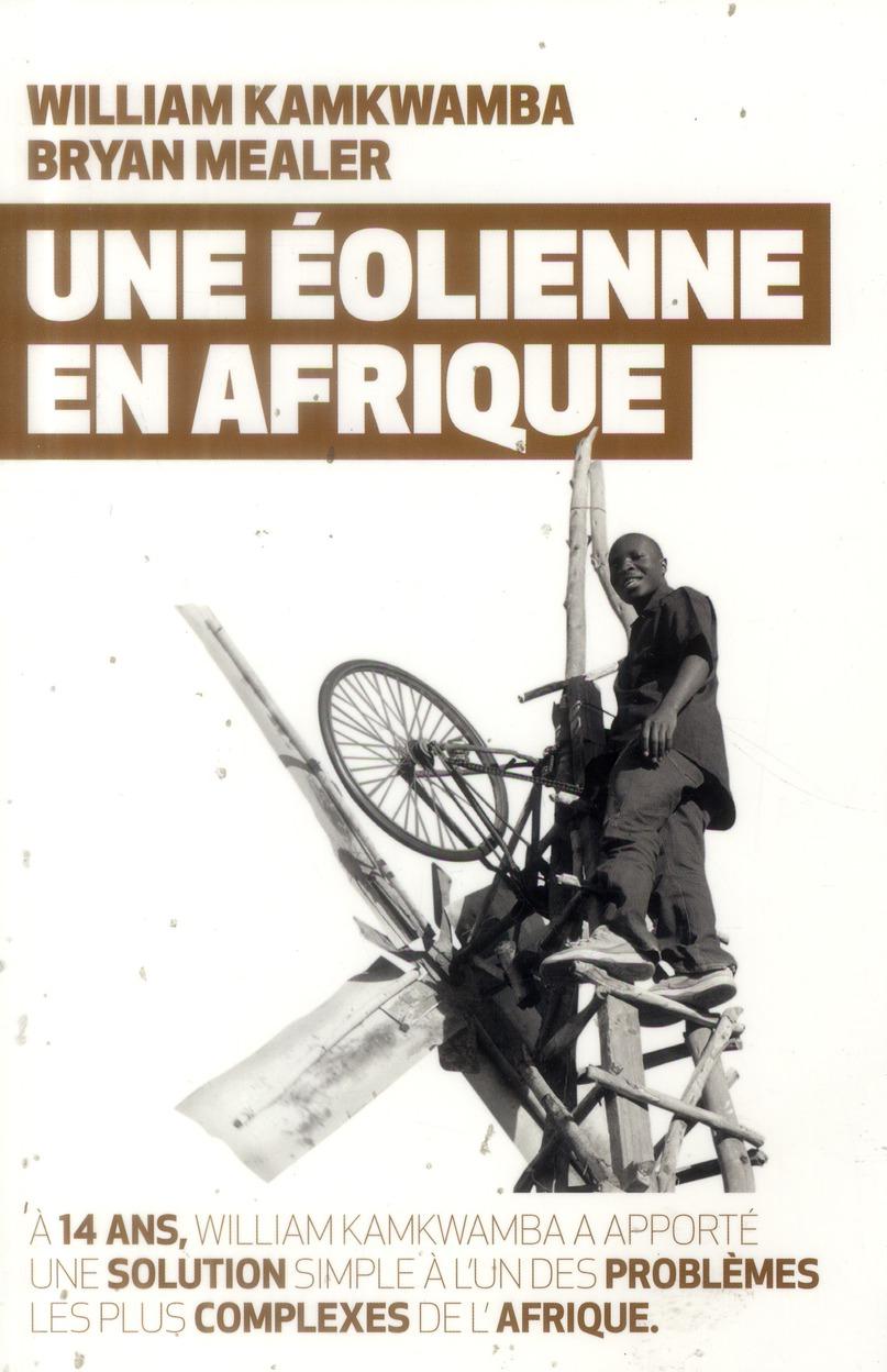 Une Eolienne En Afrique